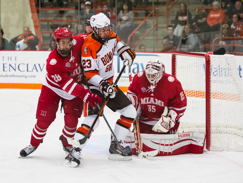 Friday Faceoff: Familiar foes to fill BG's nonleague schedule