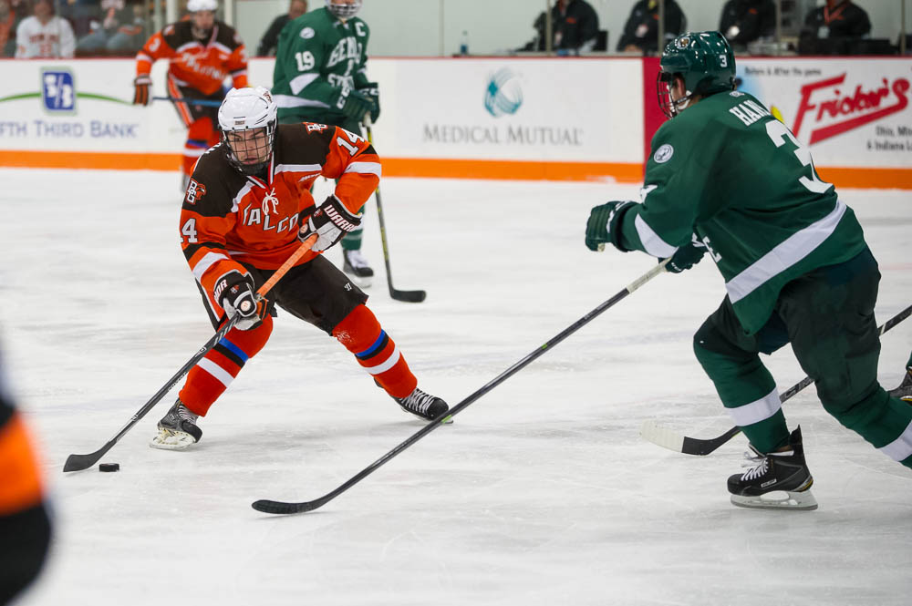 Falcons fight for 3-1 win against Bemidji