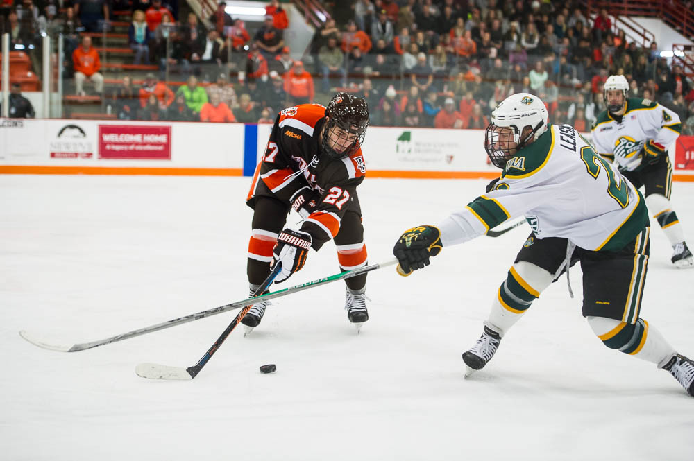 BG's McKeown trying to make the most of every opportunity
