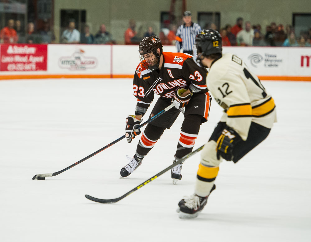 BG drops one spot to 19th in USCHO poll