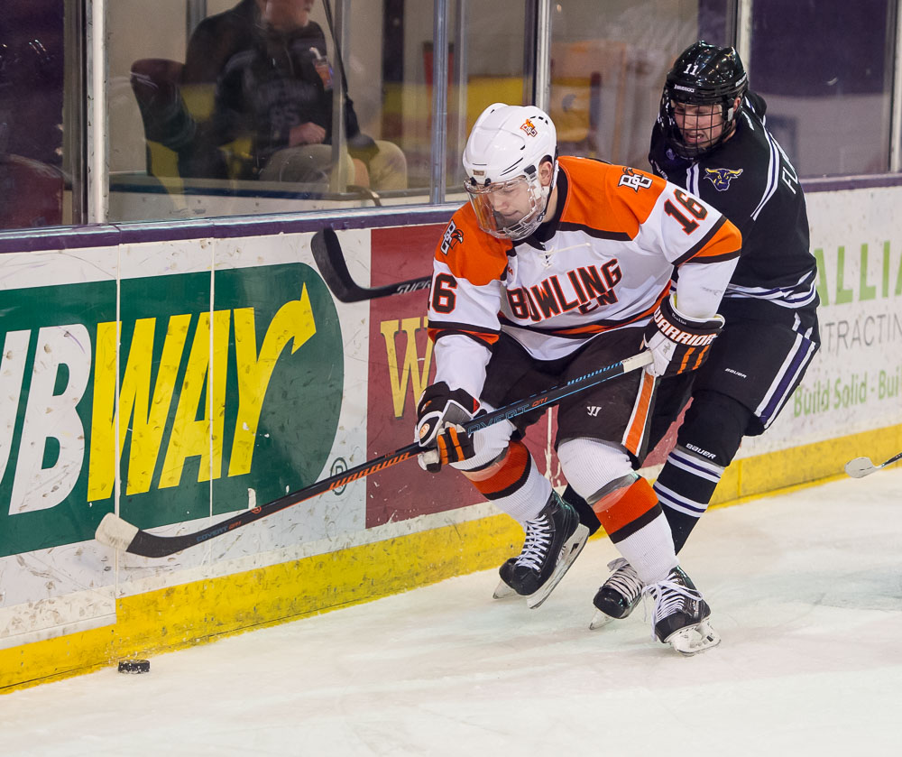 Updated: Hawkins leaves Falcon hockey program
