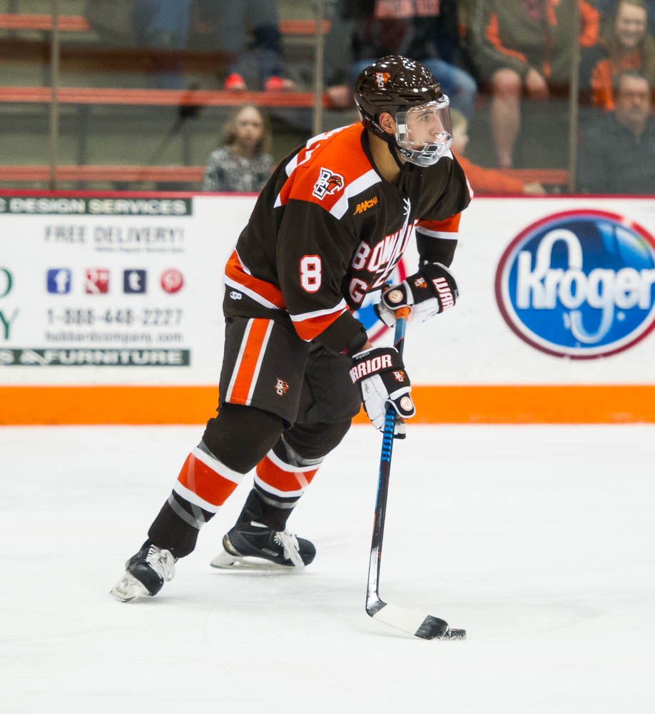 Falcons hope experience pays off at WCHA Final Five