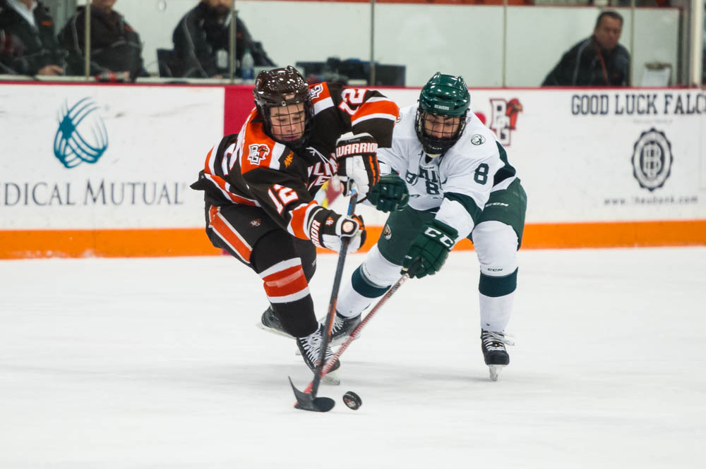 Post-Game Extra: Falcons lack effort in Game 1 loss to Bemidji
