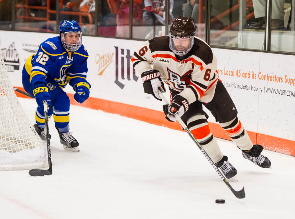 Weekend Preview: #20 Michigan Tech